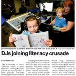 Radio Story-Time pilot program